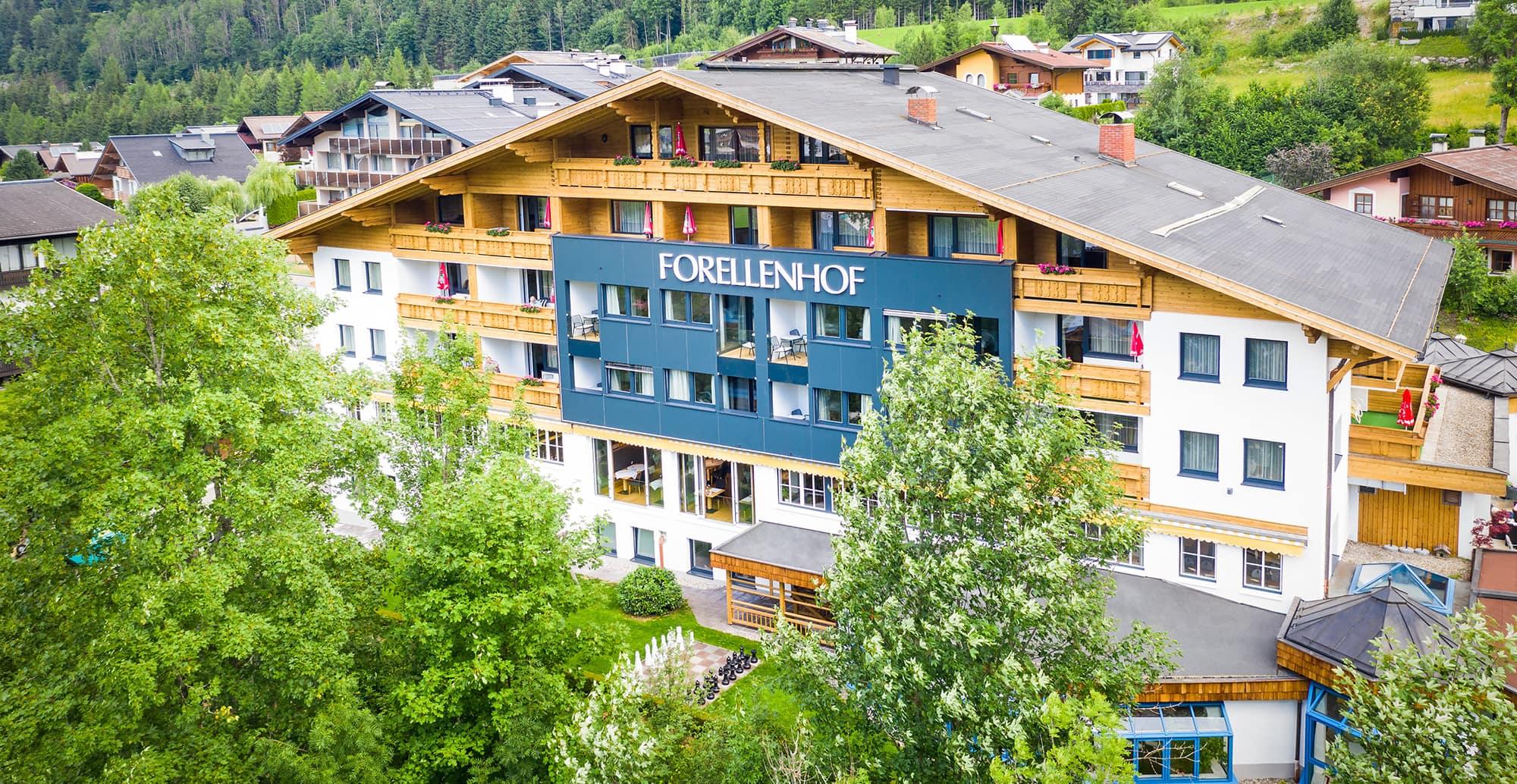 Kontakt Anreise Hotel Forellenhof Flachau